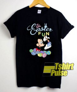 Mickey Mouse Easter Fun shirt
