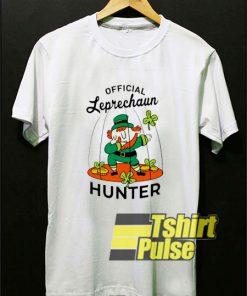 Official Leprechaun Hunter shirt