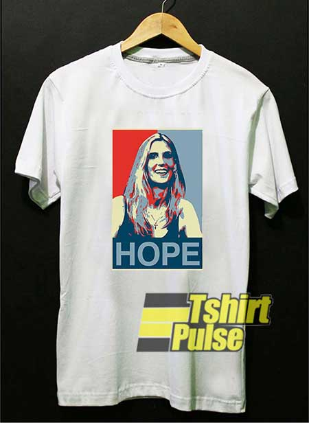 Poster Ann Coulter Hope shirt