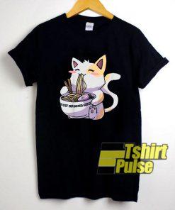Ramen Cat Kawaii shirt