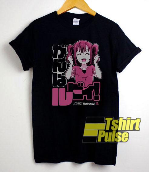 Ruby Kurosawa Emotional shirt