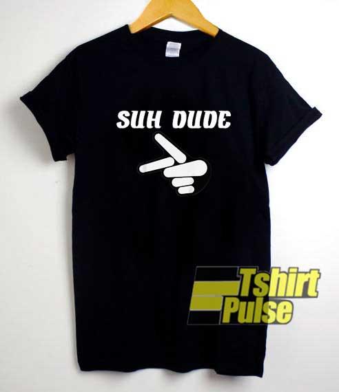 SUH DUDE Parody shirt