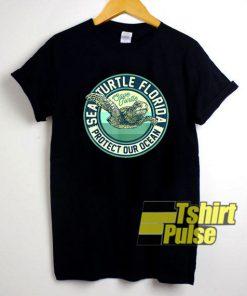 Save The Sea Turtle shirt