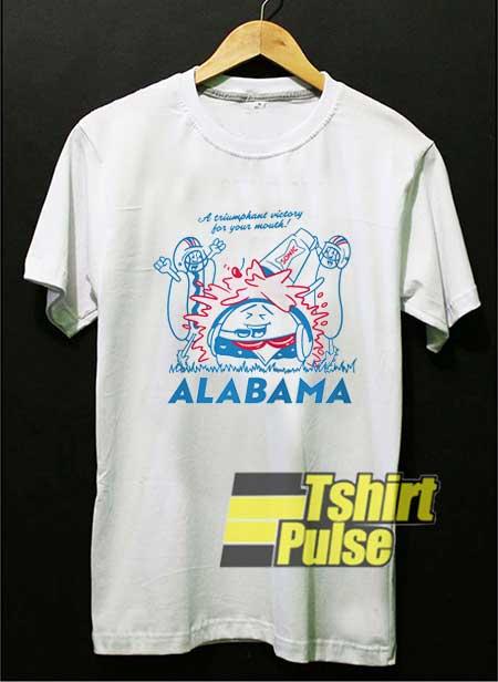 Sonic Alabama shirt