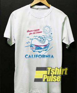 Sonic Ice Cream California shirt