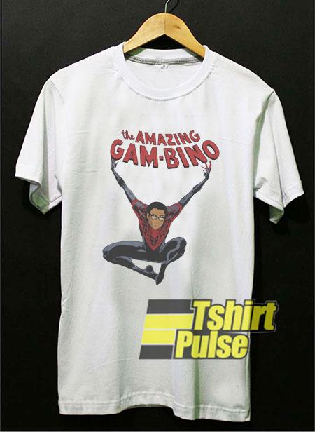 The Amazing Gambino shirt