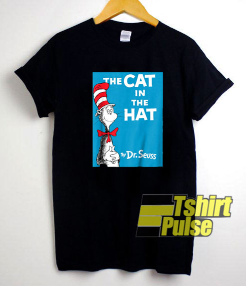 The Cat in The Hat Book Cover shirt