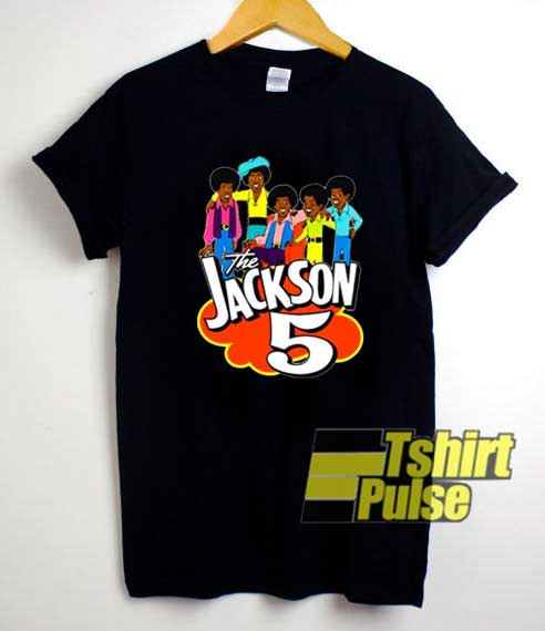 The Jackson 5 Vintage 70s shirt