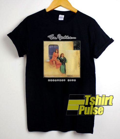 The Judds Why Not Me shirt