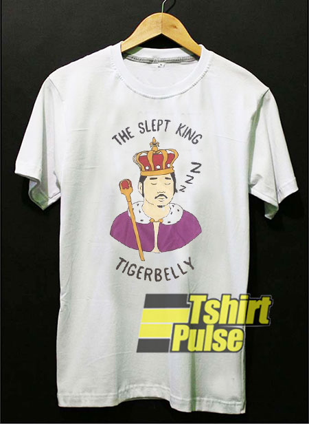 The Slept King shirt