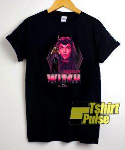 WandaVision The Scarlet Witch shirt