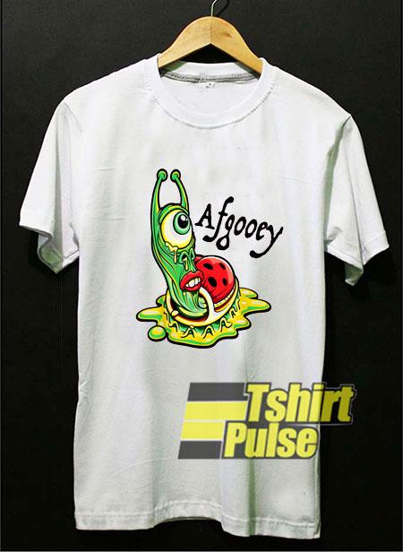 Weed Strains Afgooey shirt
